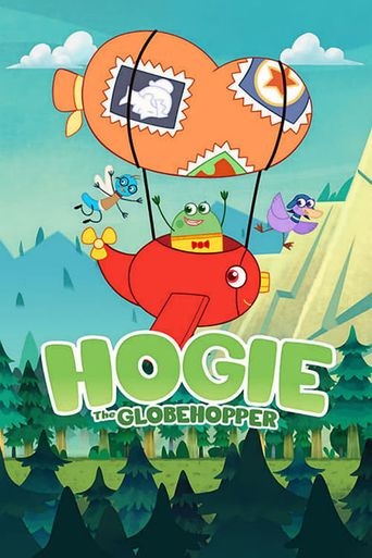Hogie the Globehopper Poster