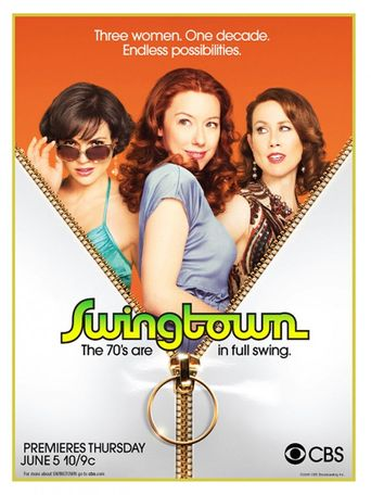Swingtown Poster