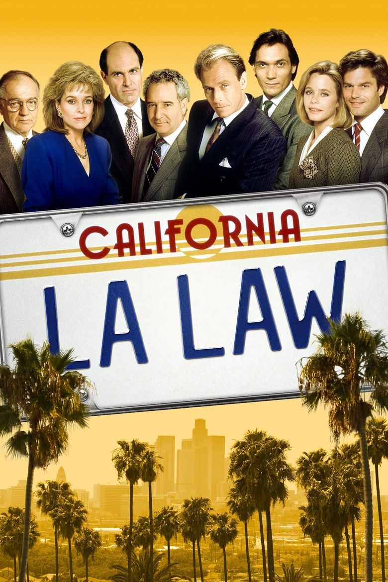 L.A. Law Poster