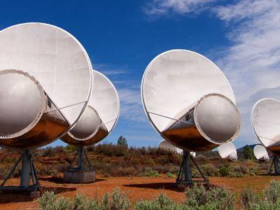 Season 01, Episode 06 SETI Has Been Listening A Long Time
