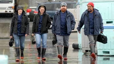 Season 10, Episode 14 Kings of Alaska
