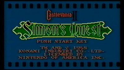 Season 01, Episode 01 Castlevania 2: Simon's Quest (Pilot)