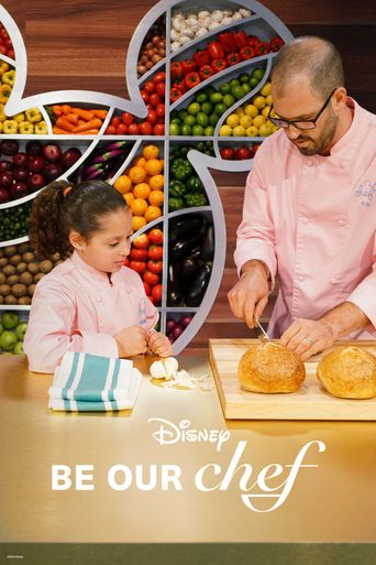 Be our Chef Poster