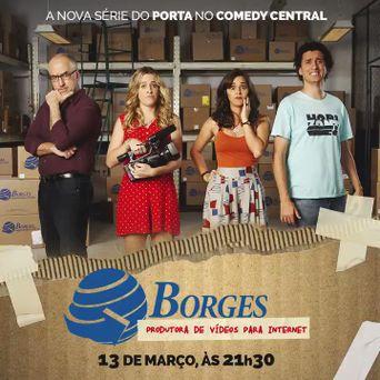 Borges Importadora Poster