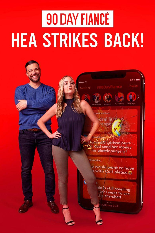 90 Day Fiancé: HEA Strikes Back! Poster
