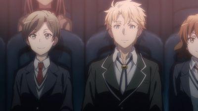 Season 02, Episode 04 And Then, Yuigahama Yui Makes a Declaration.