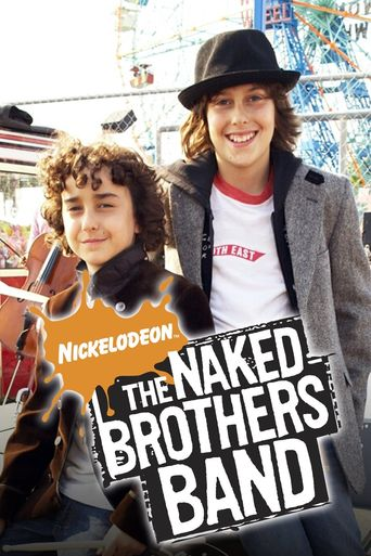 The Naked Brothers Band Poster