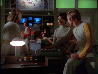 Season 01, Episode 06 Voyager's Return