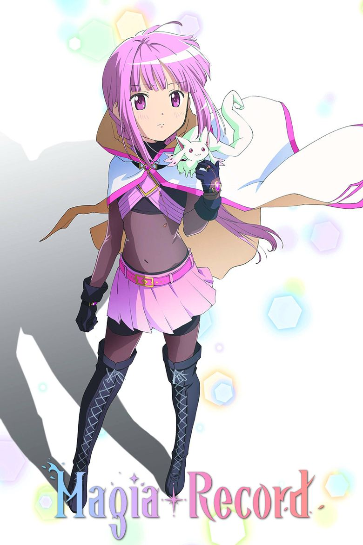 Magia Record: Puella Magi Madoka Magica Side Story Poster