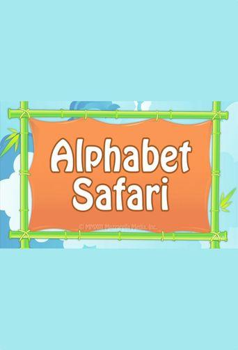 Alphabet Safari Poster