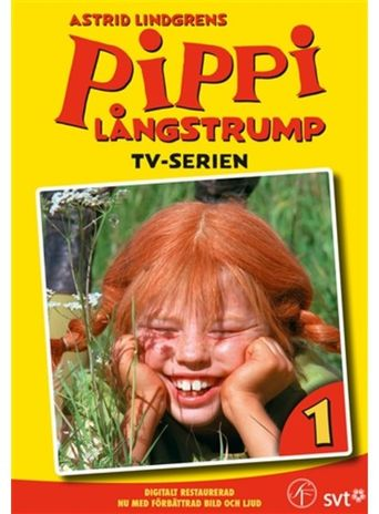 Pippi Longstocking Poster
