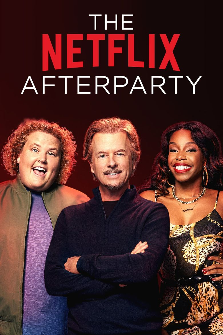 The Netflix Afterparty Poster