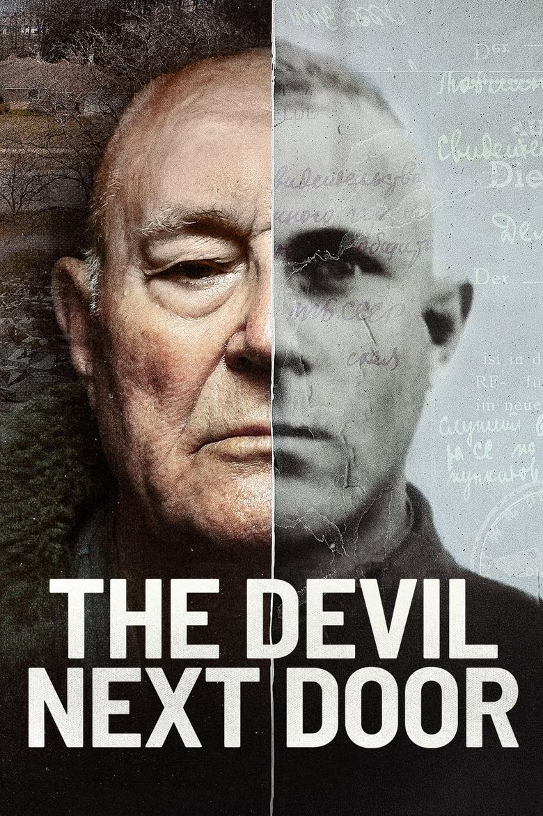 The Devil Next Door Poster