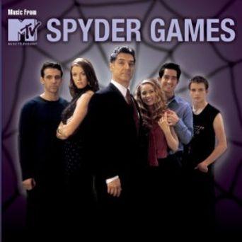 Spyder Games Poster
