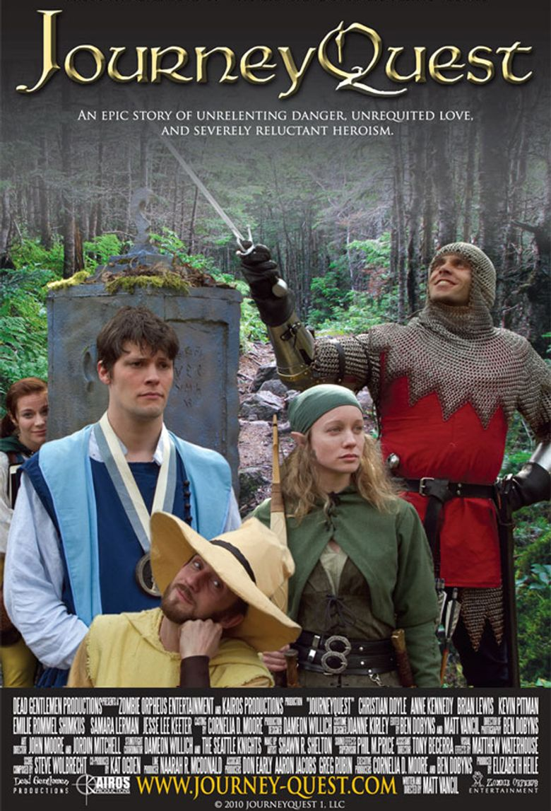 JourneyQuest Poster