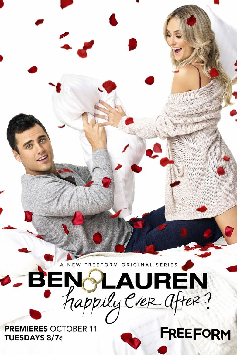 Ben & Lauren: Happily Ever After? Poster