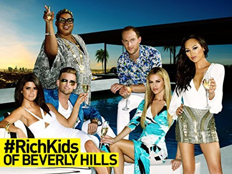 #RichKids of Beverly Hills Poster