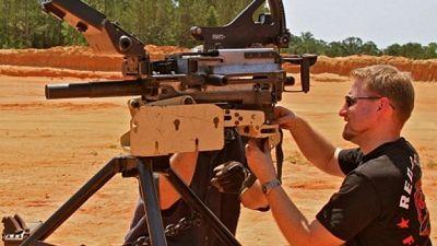 Season 02, Episode 05 Grenade Launcher Silencer