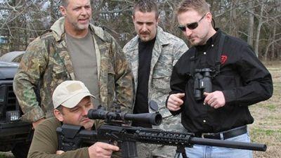Season 02, Episode 02 AK-Sniper Rifle