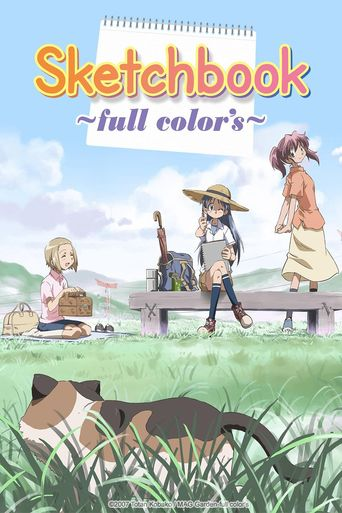 Sketchbook ~full color's~ Poster