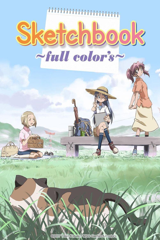 Sketchbook ~full color's~ Poster