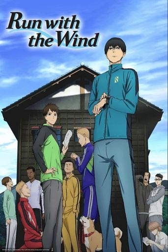 Run with the Wind Poster