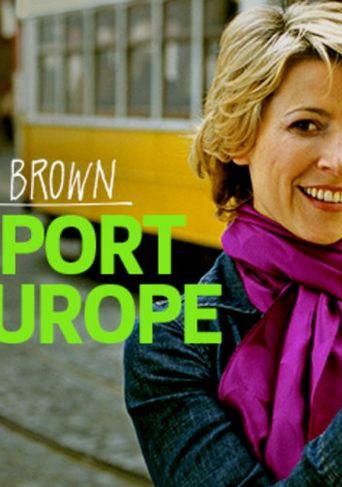 Samantha Brown's Passport Poster