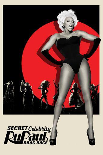 Secret Celebrity RuPaul's Drag Race Poster