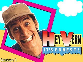 Hey Vern, It's Ernest! Poster