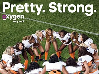 Pretty. Strong. Poster