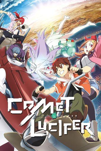 Comet Lucifer Poster
