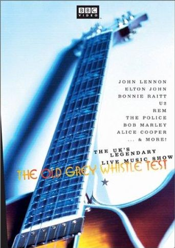 The Old Grey Whistle Test Poster