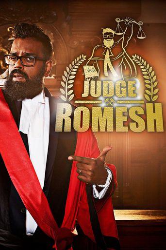 Judge Romesh Poster