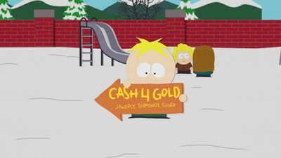 Season 16, Episode 02 Cash for Gold