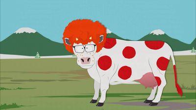 Season 17, Episode 06 Ginger Cow