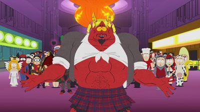 Season 10, Episode 11 Hell on Earth 2006