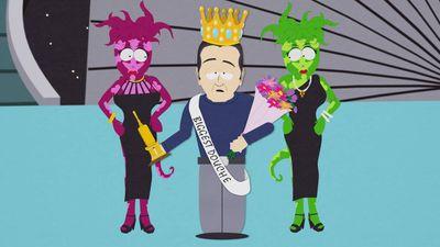 Season 06, Episode 15 The Biggest Douche in the Universe