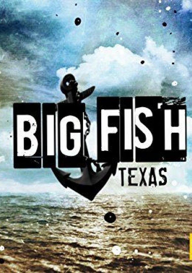 Big Fish, Texas Poster