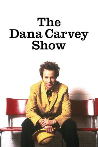 The Dana Carvey Show Poster