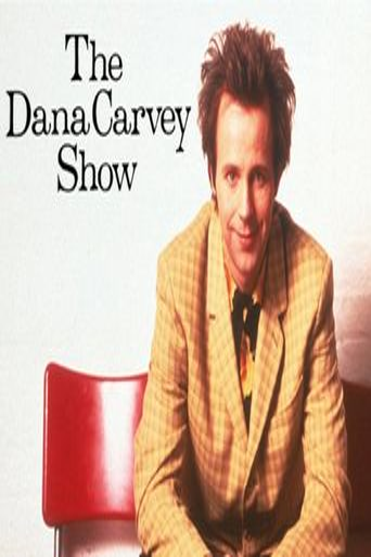 The Dana Carvey Show Poster