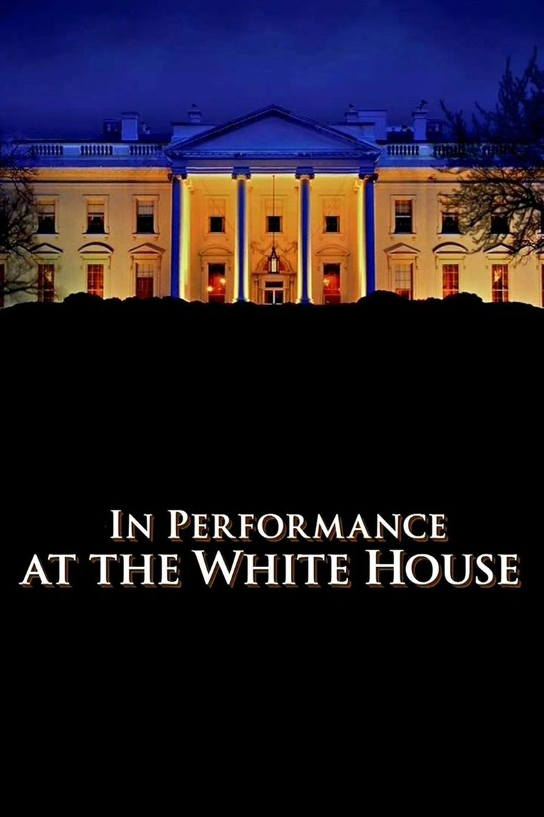 In Performance At The White House Poster
