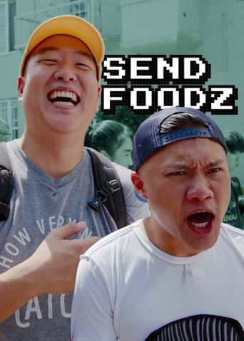 Send Foodz Poster