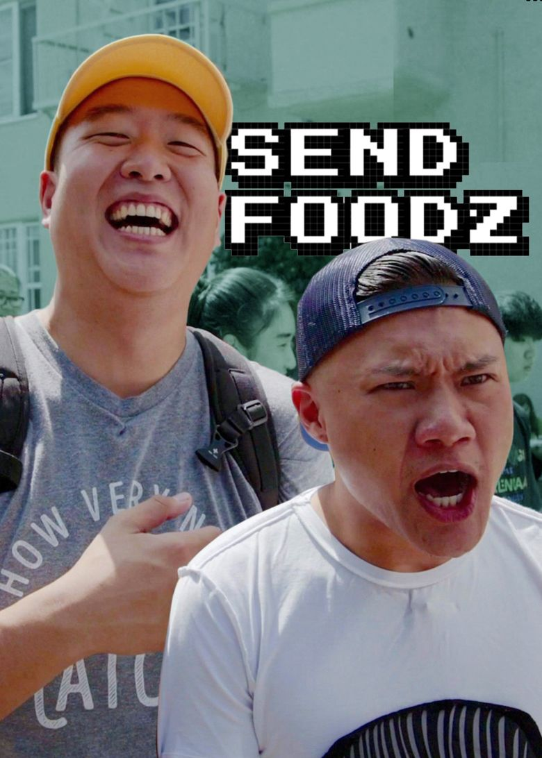 Send Foodz Poster