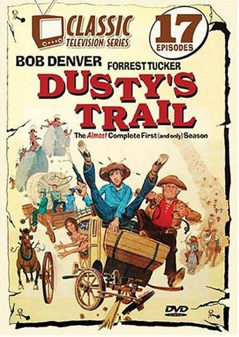 Dusty's Trail Poster