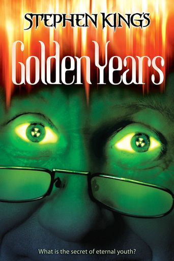 Stephen King's Golden Years Poster