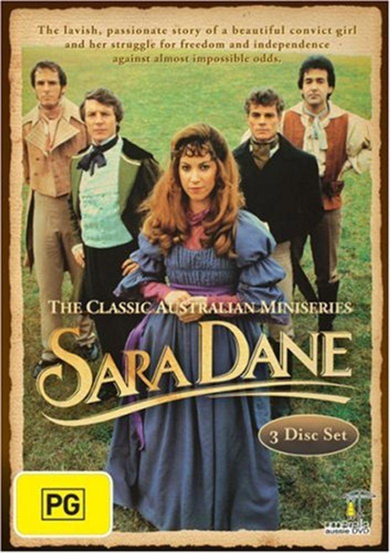 Sara Dane Poster