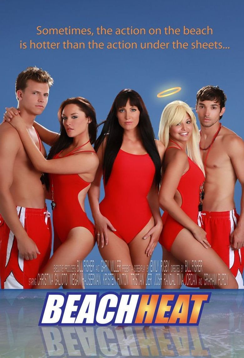 Beach Heat: Miami Poster