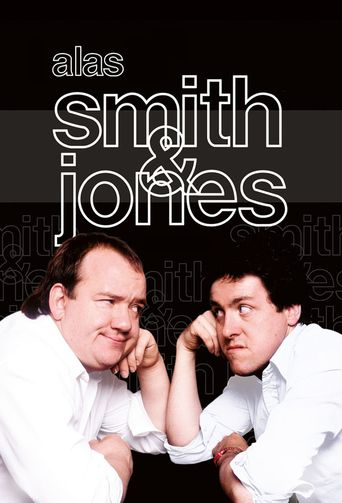 Alas Smith and Jones Poster
