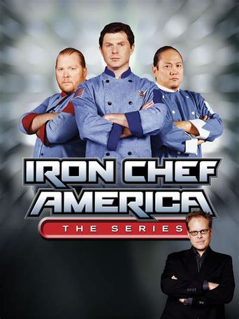 Iron Chef America Poster