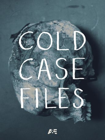 Cold Case Files Poster